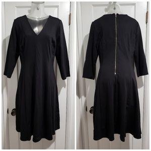 Lane Bryant Fit & Flare Dress